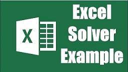 برنامه ریزی خطی و بهینه سازی با اکسل (رشته های صنایع، مدیریت و حسابداری)